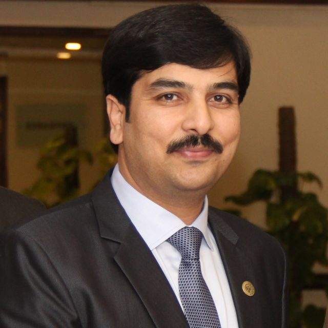 Mr. MUHAMMAD GHAZANFAR ALI