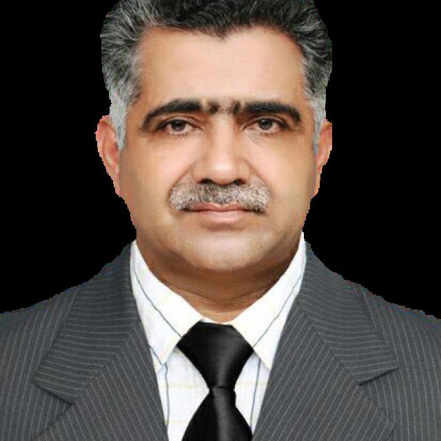 Mr. KHALID HUSSAIN