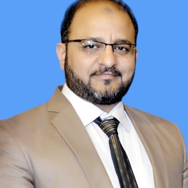 Mr. SAUD AHMAD SHAD