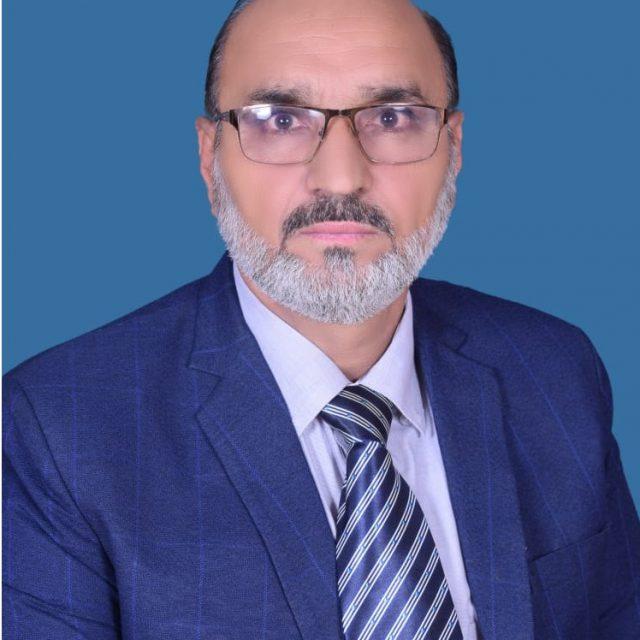 Mr. ZULIFQAR ALI ARRAIN